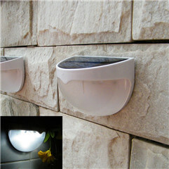 Fashion Solar LED Wall Lights WLS100-001